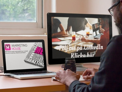 Följ Marketinghouse på LinkedIn